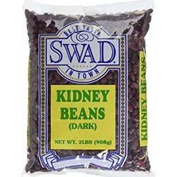 Picture of Swad KIDNEY BEANS(DARK) 2LB