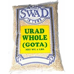 Picture of Swad Urad Whole White 4lb