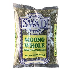 Picture of Swad Moong Whole Big 2lb.