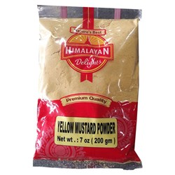 Picture of Himalayan Delight Yellow Mustard Powder 7oz.
