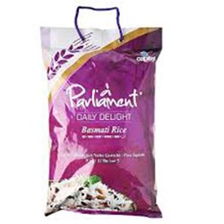 Picture of Parliament Daily Delight Basmati Rice 10lb.