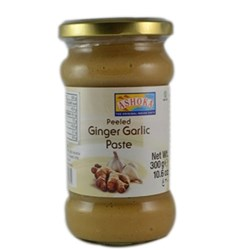 Picture of Ashoka Ginger Garlic Paste 300gm