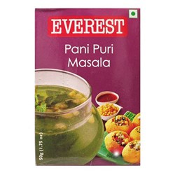 Picture of Everest Pani Puri Masala 50gm.