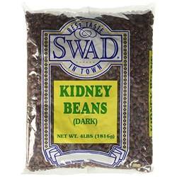 Picture of Swad Kidney Beans Dark 4lb