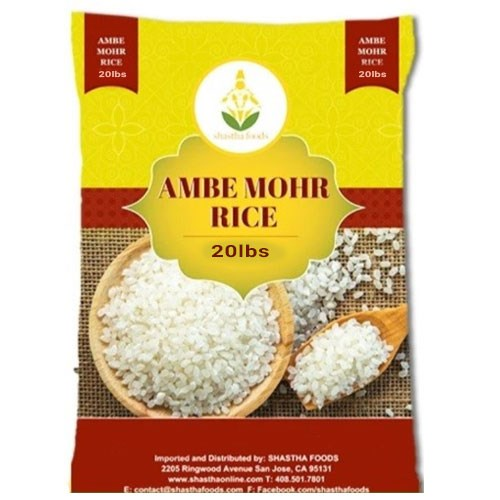 Picture of Shastha Ambe Mor Rice 20lb.