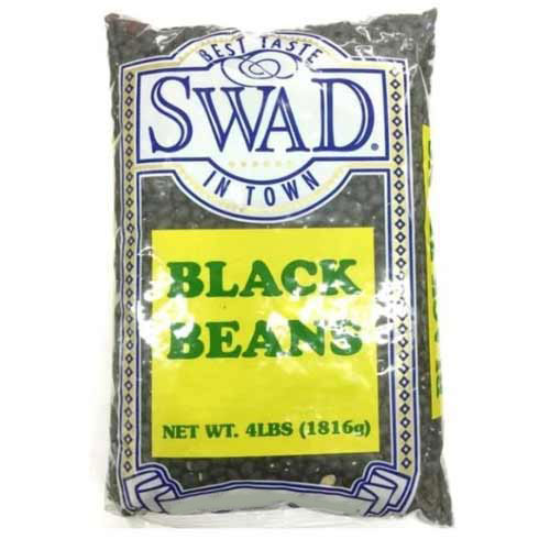 Picture of Swad Black Beans 4lb