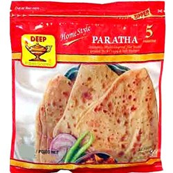 Picture of Deep Homestyle Paratha 400gm