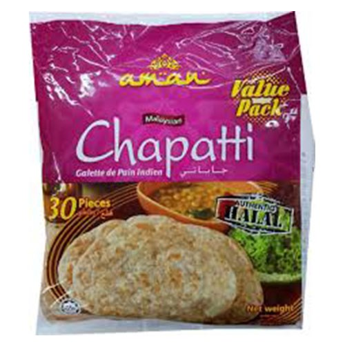 Picture of Aman Chapatti 30pc.