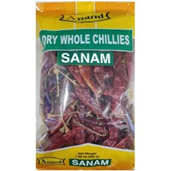 Picture of Anand Sanam Dry Chili 7oz