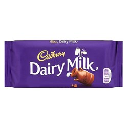 Picture of Cadbury Dairy Milk 110gm