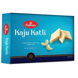 Picture of Haldiram's Kaju Katli 400gm