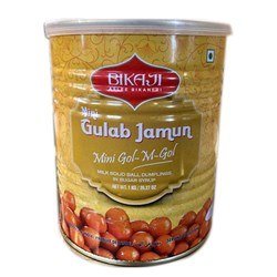 Picture of Bikaji Mini Gulab Jamun 1kg
