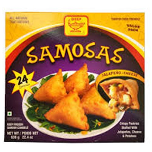 Picture of Deep Jalapeno-Cheese Samosa 24ct