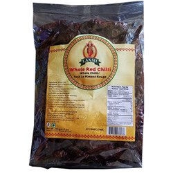 Picture of Laxmi Red Chilli Whole 100gm.