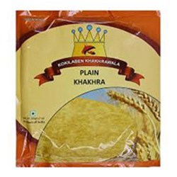 Picture of Kokilaben Plain Khakhra 7oz