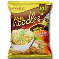 Picture of Patanjali Yummy Masala Noodles 60gm.