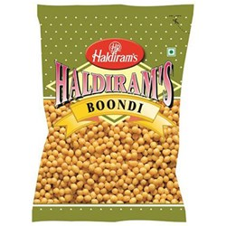 Picture of Haldiram Boondi Plain 200gm