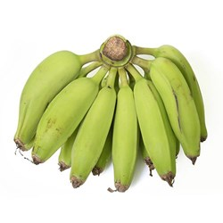 Picture of Raw Green Banana