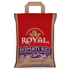 Picture of Royal Basmati Rice 20lb