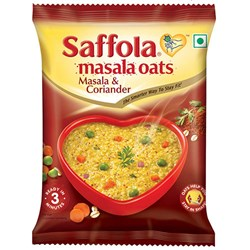 Picture of Saffola Oats Masala & Coriander 40gm