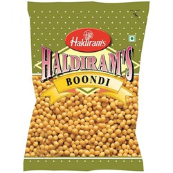 Picture of Haldiram Boondi Plain 400gm