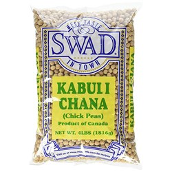 Picture of Swad Kabuli Chana 4lb