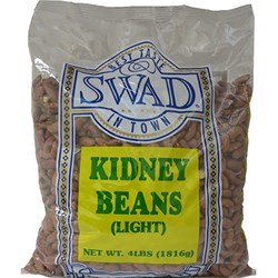 Picture of Swad Kidney Beans (Light) 4lb