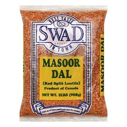 Picture of Swad Masoor Dal 2lb