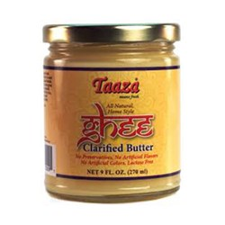 Picture of Taaza Ghee 9oz