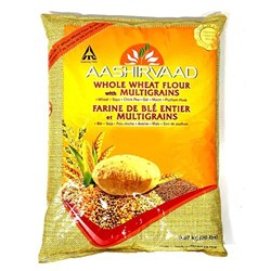 Picture of Aashirwad multigrain 20lb