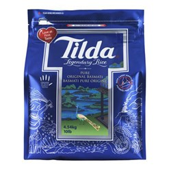 Picture of Tilda Basmati Rice 10lb