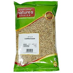 Picture of Nature's Choice Coriander Seeds 400gm