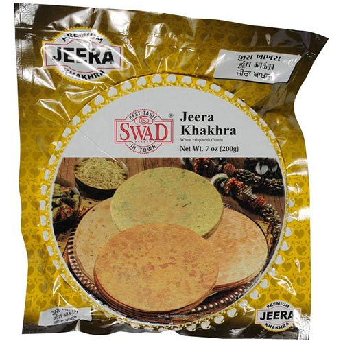 Picture of Swad Khakhara Jeera 200gm
