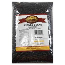 Picture of Grain Market Dark Kidney Beans 2lb