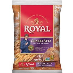 Picture of Royal Whole Wheat Flour 20 LB