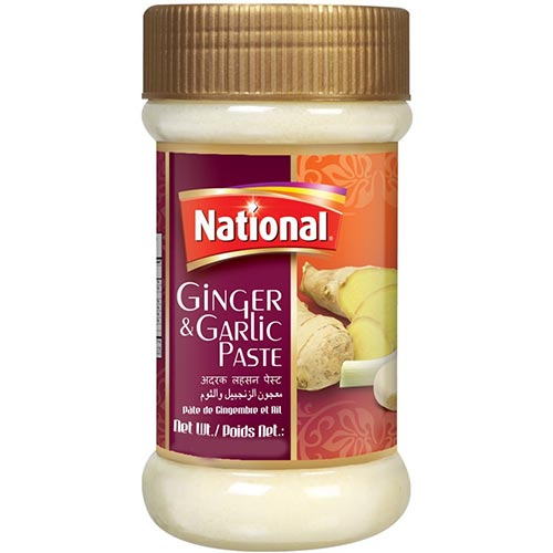 Picture of National Ginger Garlic Paste 10oz