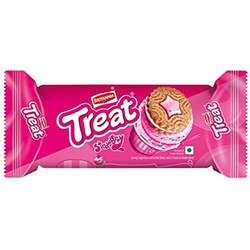 Picture of Britannia Treat Strawberry 120gm