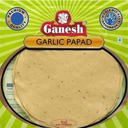 Picture of Ganesh Garlic Papad 200gm