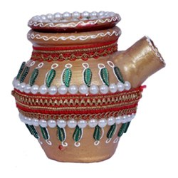 Picture of Decorated Des Karva 4.5 Inch