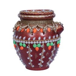 Picture of Decorated Karva 4.5 Inch