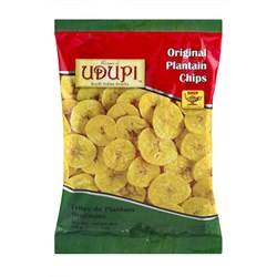 Picture of Udupi Snacks Plantain Chips 7oz